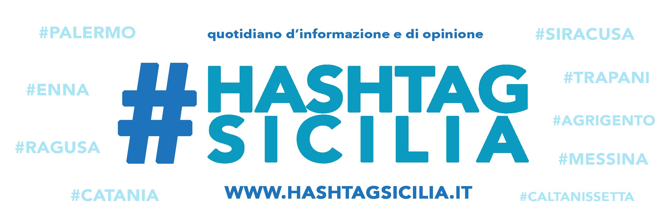 Hashtag banner sito